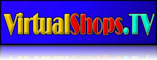 VIRTUALSHOPS TV is the finest shops, only the finest arts, only the finest things, VirtualShops.tv